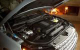 4.4-litre V8 Range Rover diesel engine
