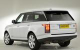 Range Rover rear quarter