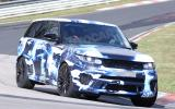 Hot Range Rover Sport planned for 2015