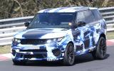 Hot Range Rover Sport planned for 2015