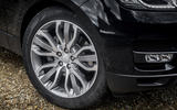 19in Range Rover Sport alloy wheels