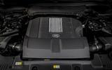 Supercharged 3.0-litre V6 Range Rover Sport engine