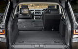 Range Rover Sport boot space
