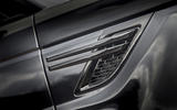 Range Rover Sport side vents