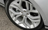 Range Rover Velar alloy wheels