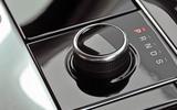Range Rover Velar automatic gearbox