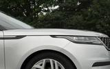 Range Rover Velar clamshell bonnet