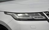 Range Rover Velar LED headlights