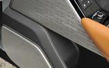 Range Rover Velar Meridian sound system