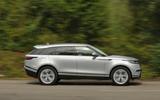 Range Rover Velar on the road