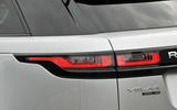 Range Rover Velar rear LED lights