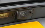 Range Rover Velar reversing camera