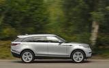 Range Rover Velar side profile