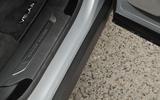 Range Rover Velar kick plates