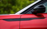 Range Rover Velar side vents
