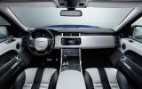New 542bhp Range Rover Sport SVR revealed
