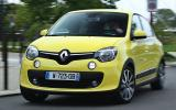 Renault Twingo TCe 90 Dynamique first drive review