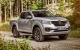 3.5 star Renault Alaskan