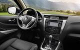 Renault Alaskan dashboard
