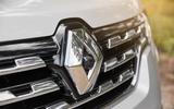 Renault Alaskan front grille