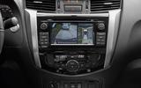 Renault Alaskan infotainment system