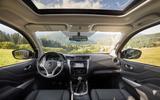 Renault Alaskan interior