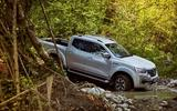 Renault Alaskan off the trail