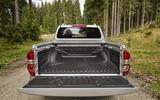 Renault Alaskan rear tray