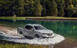 Renault Alaskan wading