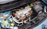 Renault Fluence electric motor