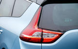 Renault Grand Scenic rear lights