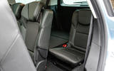 Renault Scenic third row seats