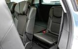 Renault Scenic third row seats