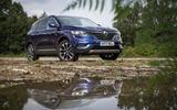 3 star Renault Koleos