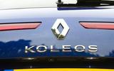 Renault Koleos badging