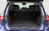 Renault Koleos boot space