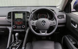 Renault Koleos dashboard