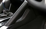 Renault Koleos grab handles