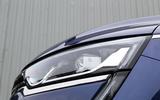 Renault Koleos LED headlights