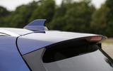 Renault Koleos rear spoiler