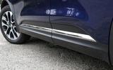 Renault Koleos side sills
