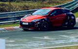 Renault plans uprated Megane RS