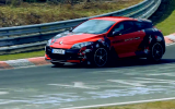 Renault plans uprated Megane RS