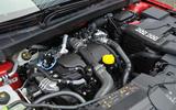 1.5-litre dCi Renault Megane engine