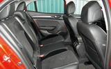 Renault Megane rear seats
