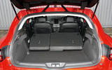 Renault Megane seating flexibility