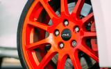 19in Megane RS275 Trophy-R alloys