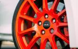 19in Megane RS275 Trophy-R alloys