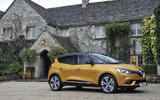3.5 star Renault Scenic