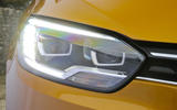 Renault Scenic LED headlights